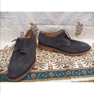 👞New Men's UGG Collection Nevio Oxfords👞 Blue